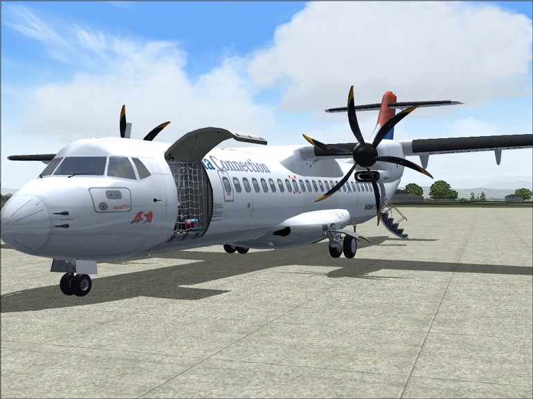 Flight 1 atr 72 500 Manual